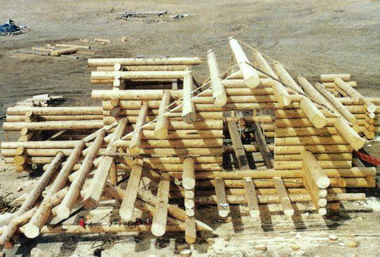 Log Yard