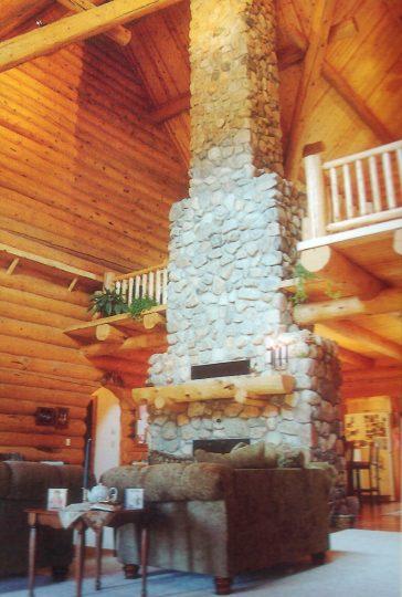 Custom Fireplaces
