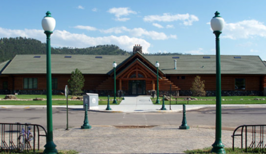 Hot Springs Public Library